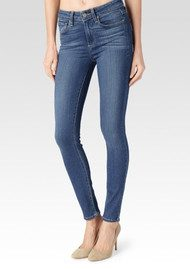 Paige Denim Hoxton High Rise Ultra Skinny Transcend Jeans - Tristan