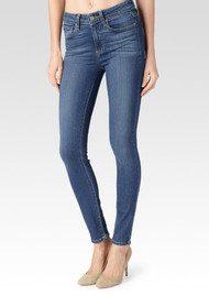 Paige Denim Hoxton Transcend Skinny Jeans - Tristan