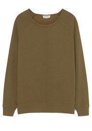 American Vintage Jaguar Sweater - Forest