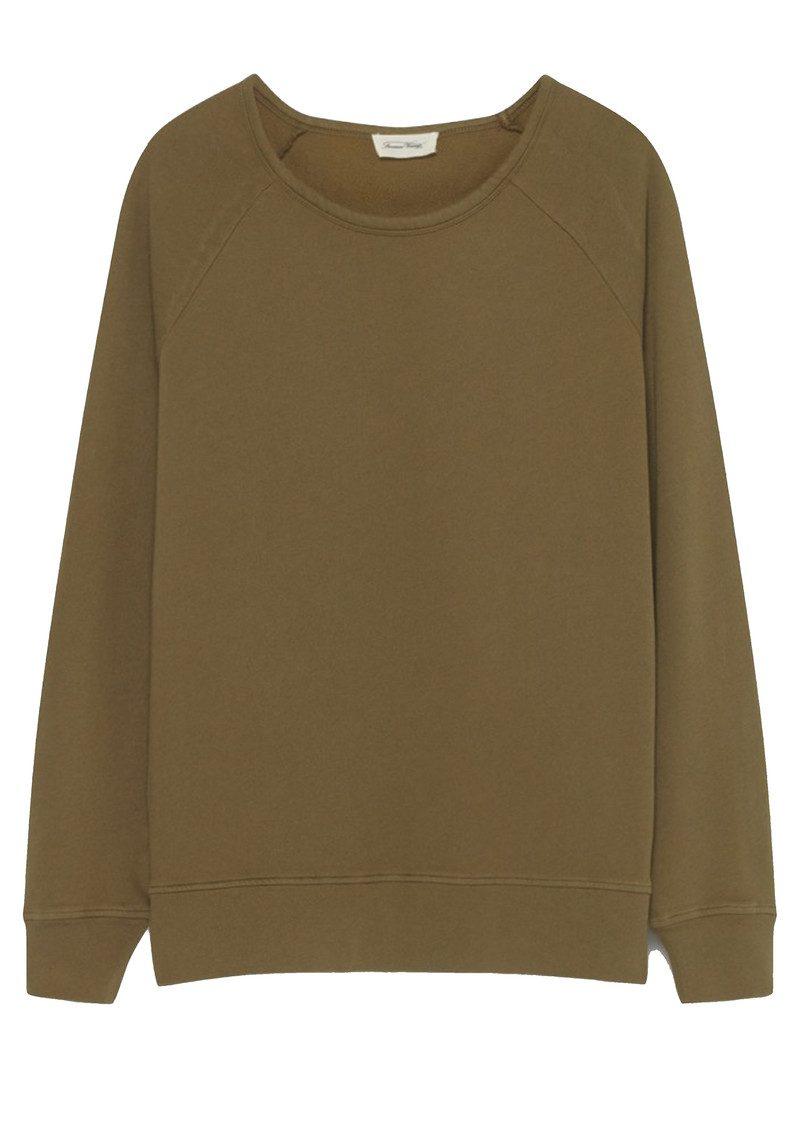 American Vintage Jaguar Sweater - Forest main image