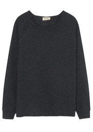 American Vintage Jaguar Sweater - Charcoal Melange