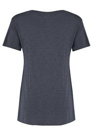 American Vintage Jacksonville Short Sleeve T-Shirt - Darkness