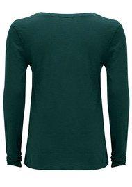 American Vintage Jacksonville Long Sleeved T-Shirt - Parrot
