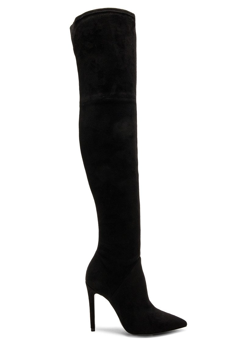 KENDALL & KYLIE Ayla Over The Knee Boots - Black main image