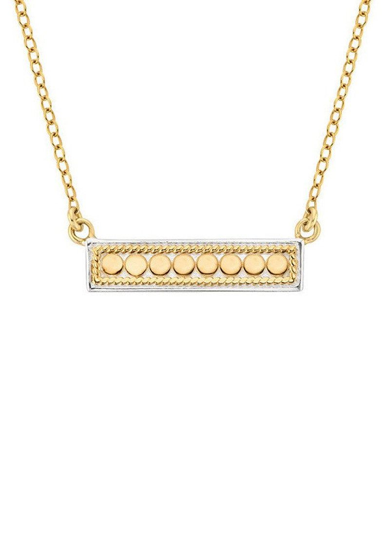 ANNA BECK Bar Necklace - Gold main image