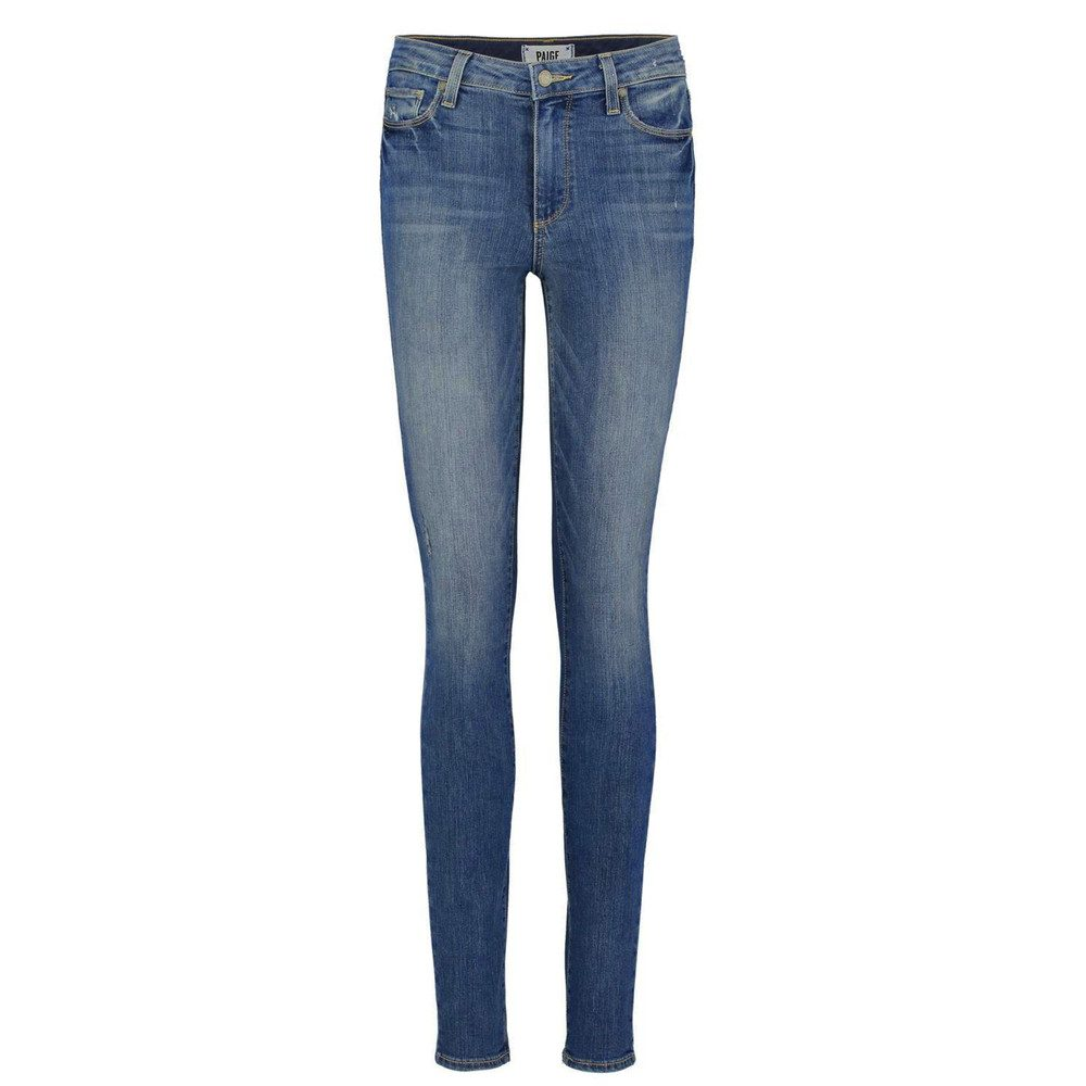 Hoxton High Rise Ultra Skinny Transcend Jeans - Tristan