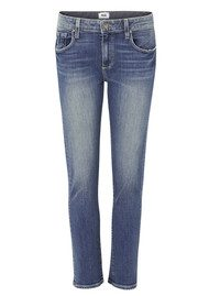 Paige Denim Brigitte Boyfriend Jeans - Timber