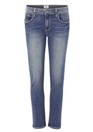 Paige Denim Brigitte Boyfriend Jeans - Timber