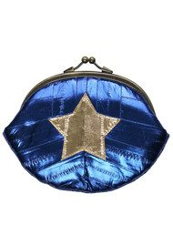 Becksondergaard Granny Star Purse - Medieval Blue