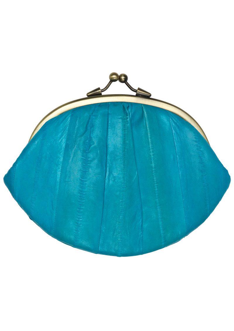 Becksondergaard Granny Purse - Turquoise main image
