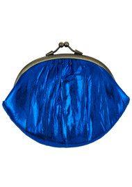 Becksondergaard Granny Purse - Mazarine Blue Metallic