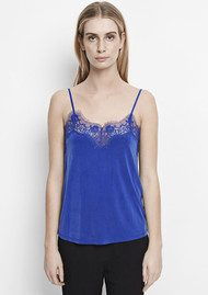SAMSOE & SAMSOE Slip Lace Camisole - Surf The Web
