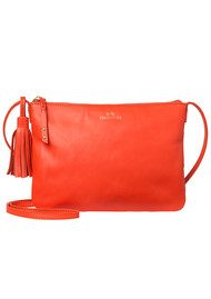 Lymbo Leather Bag - Cherry Tomato