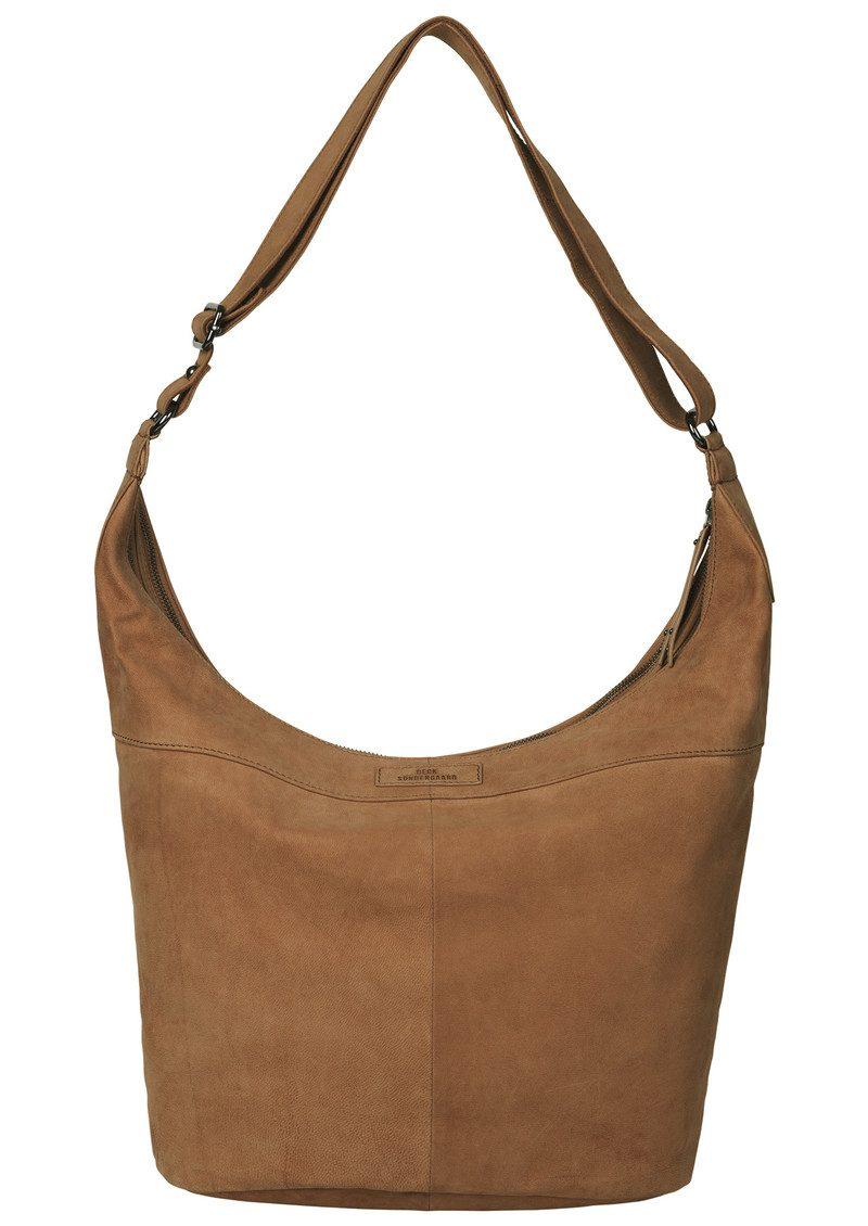 Becksondergaard Beck Leather Bag - Tan main image