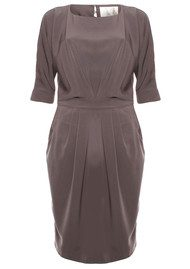 NOTES DU NORD Ashlee Dress - Steel