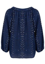Mercy Delta Clevedon Safari Blouse - Midnight