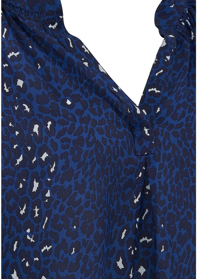 Mercy Delta Clevedon Safari Blouse - Midnight main image