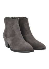 Ash Heidi Bis Suede Boots - Bistro