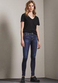 AG JEANS The Farrah Skinny Jeans - Songbird