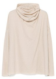 American Vintage Opyntale Roll Neck Top - Chantilly