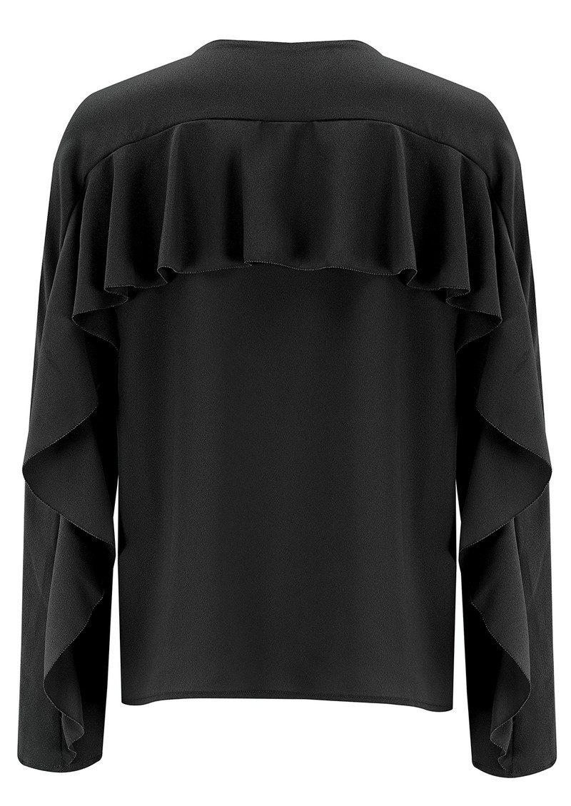 COOPER AND ELLA Selma Blouse - Black main image