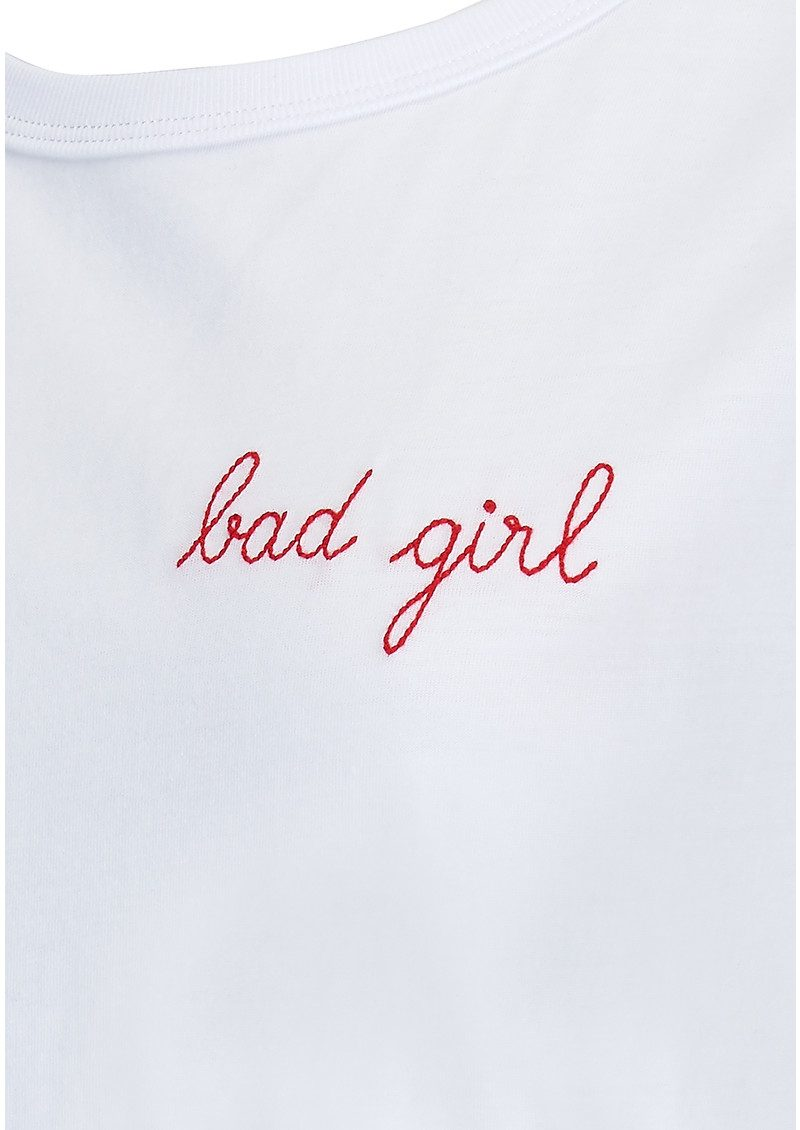 MAISON LABICHE Bad Girl Tee - White main image