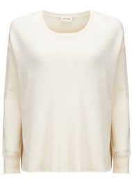 American Vintage Svansky Pullover - White