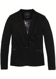 Maison Scotch Classic Blazer with Special Lining - Colour 08