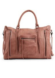 DAY & MOOD Rose Weekend Bag - Cork