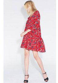 Ba&sh Eve Dress - Rouge