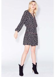 Ba&sh Catarina Dress - Black