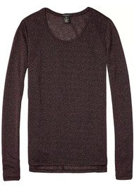Maison Scotch Basic Long Sleeve Tee - Colour 17