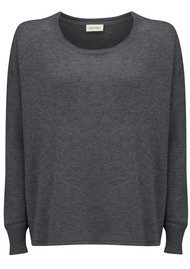 American Vintage Svansky Pullover - Charcoal
