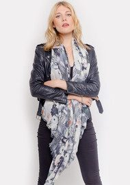 Lily and Lionel Ada Printed Scarf - Multi