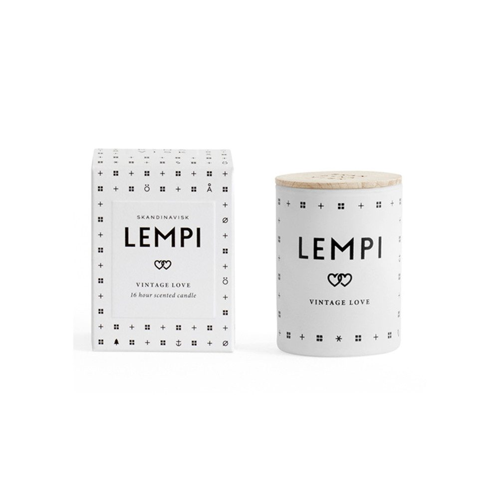 Mini Scented Candle - Lempi