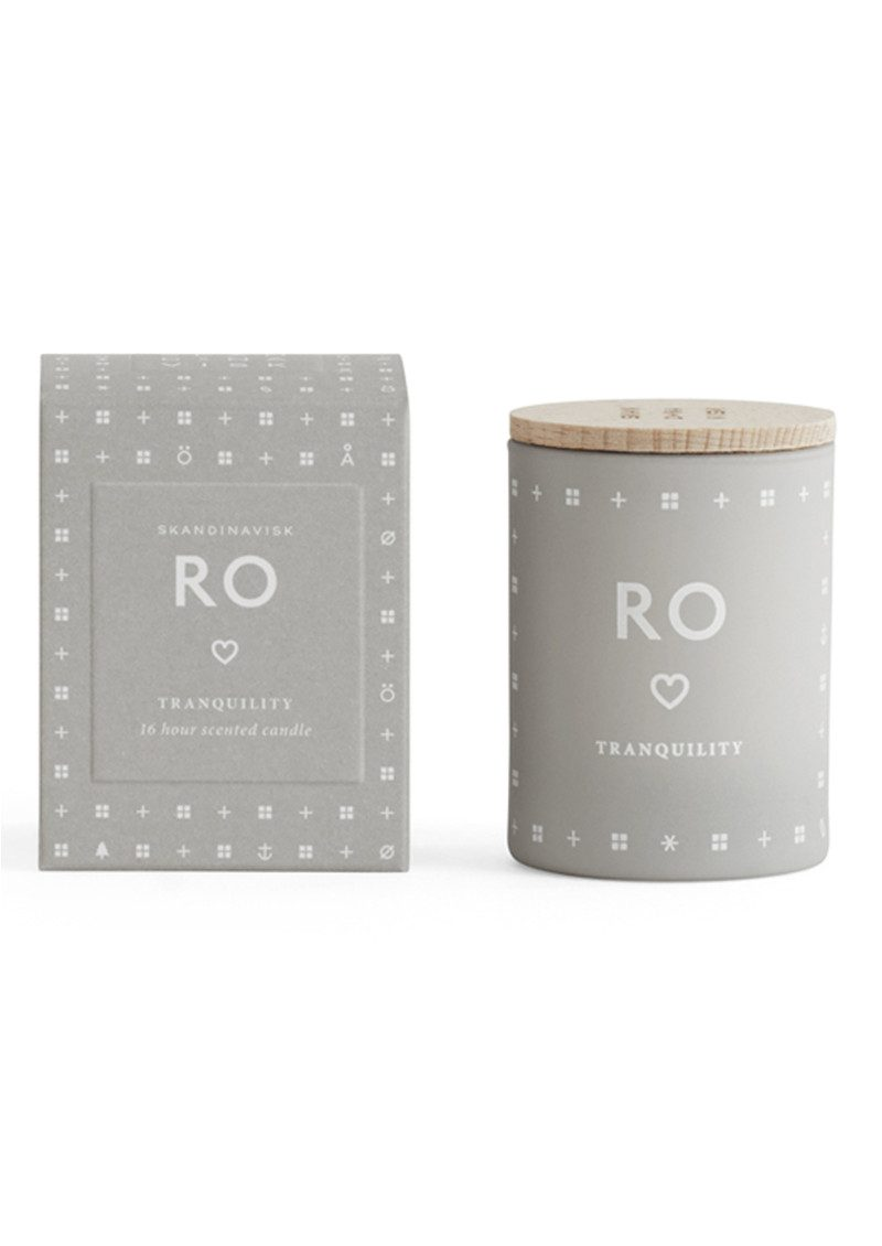 SKANDINAVISK Mini Scented Candle - RO main image