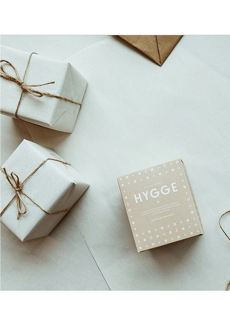 Mini Scented Candle - Hygge main image