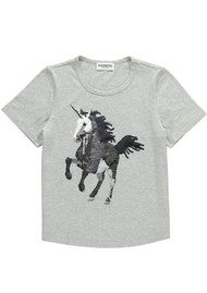 Essentiel Omylord Unicorn T-shirt - Vapor