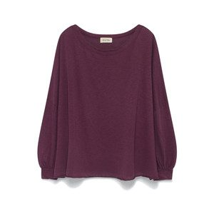 Lorkford Long Sleeve Top - Prune
