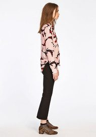 SAMSOE & SAMSOE Milly Shirt AOP - Glaieul Rose