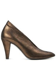 Hudson London Stacey Heel - Bronze