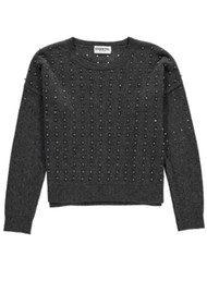 Essentiel Olaketal Pearl Embellished Sweater - Deep Well