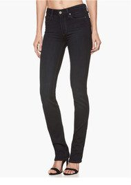 Paige Denim Hoxton Straight Leg Jeans - Mona