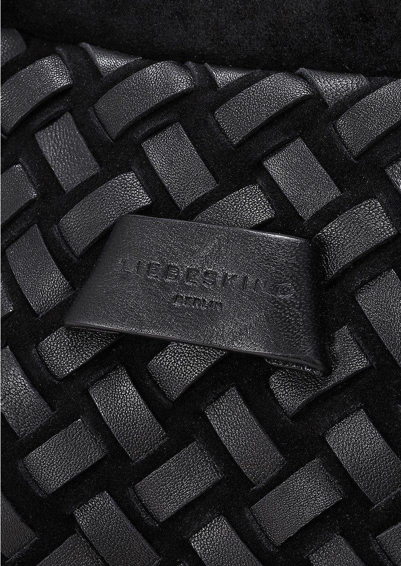 44091c6c8 Bedford Leather Bag - Oil Black main image