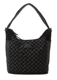Liebeskind Bedford Leather Bag - Oil Black