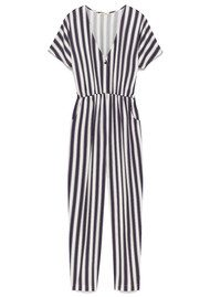 American Vintage Dalida Stripe Jumpsuit - Stripe
