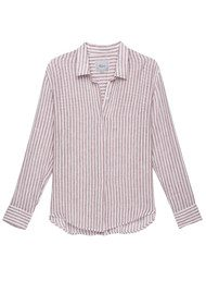Rails Sydney Plaid Shirt - Rouge & Rose Gold