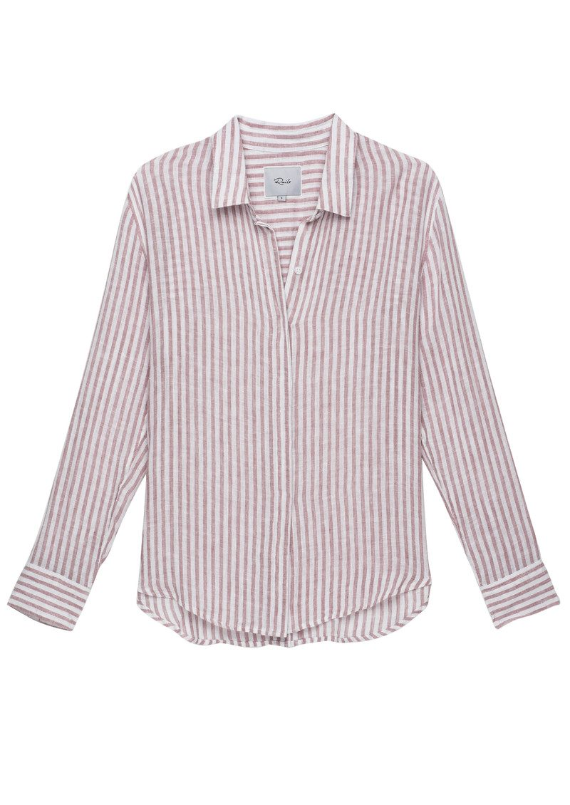 Rails Sydney Plaid Shirt - Rouge & Rose Gold main image