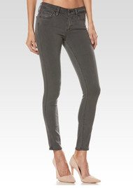 Paige Denim Verdugo Ankle Skinny Jean - Coal Grey