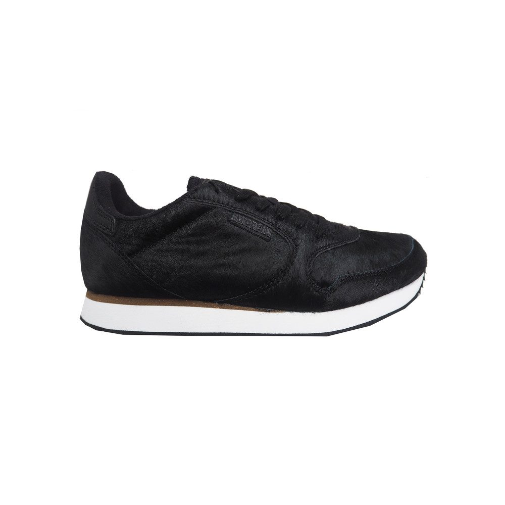 Ydun II Pony Trainers - Black